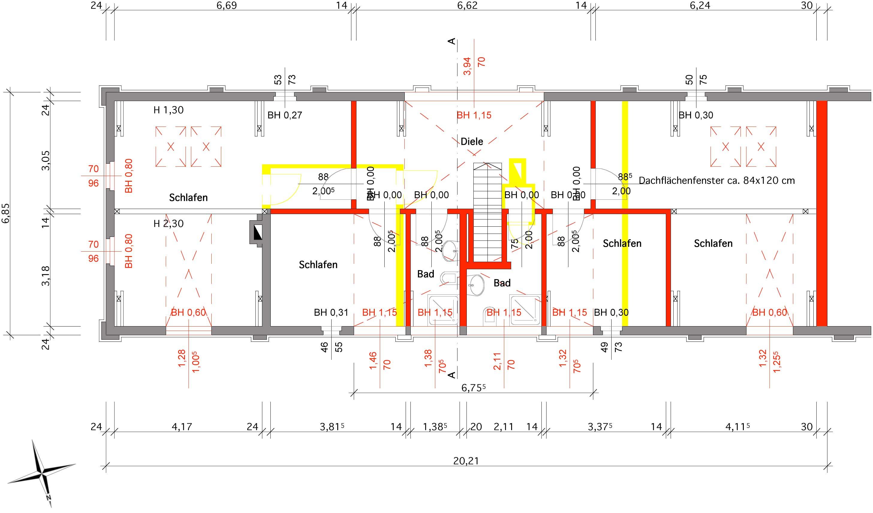 Hamm architektur h user f r das land for Grundrissplanung haus